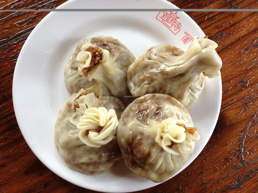 """Photo of Ji Ming Temple Vegetarian Diet  by <a href=""""/members/profile/SP"""">SP</a> <br/>rice dumplings <br/> May 16, 2015  - <a href='/contact/abuse/image/11385/102395'>Report</a>"""