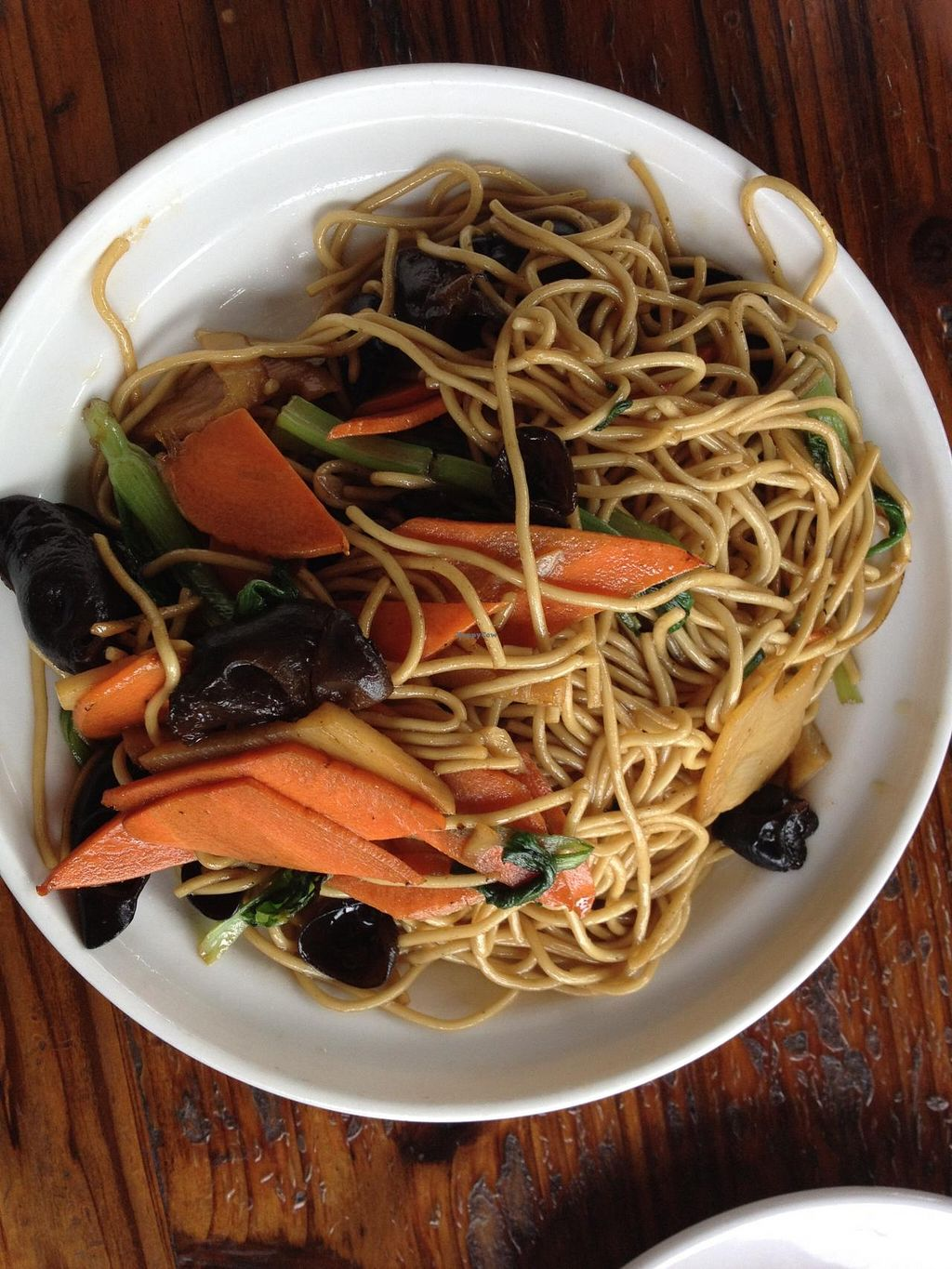 """Photo of Ji Ming Temple Vegetarian Diet  by <a href=""""/members/profile/SP"""">SP</a> <br/>fried noodles <br/> May 16, 2015  - <a href='/contact/abuse/image/11385/102396'>Report</a>"""