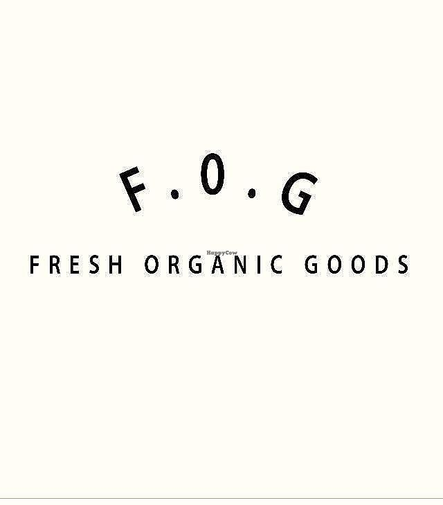 "Photo of Fresh Organic Goods  by <a href=""/members/profile/verbosity"">verbosity</a> <br/>F.O.G <br/> March 7, 2018  - <a href='/contact/abuse/image/113878/367619'>Report</a>"