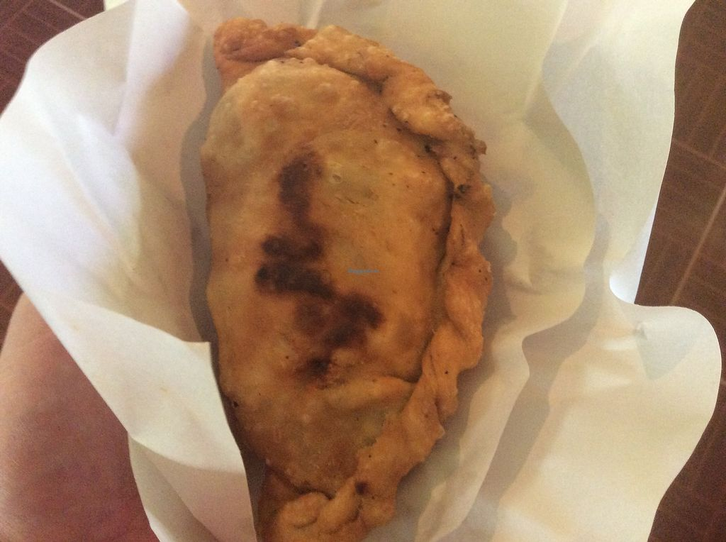 """Photo of Jasmine Best Samosas  by <a href=""""/members/profile/Pons"""">Pons</a> <br/>Delicious vegan Samosa! <br/> March 8, 2018  - <a href='/contact/abuse/image/113911/368096'>Report</a>"""