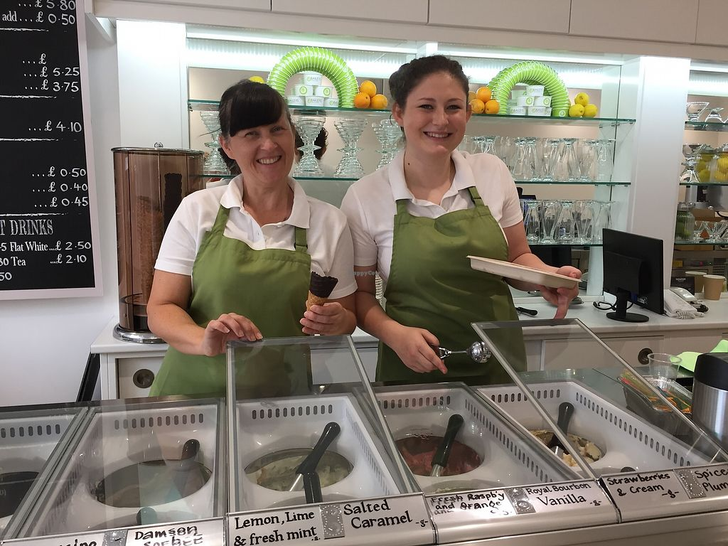 """Photo of Baileys Artisan Gelato  by <a href=""""/members/profile/MargaretBailey"""">MargaretBailey</a> <br/>A warm welcome awaits! <br/> March 7, 2018  - <a href='/contact/abuse/image/113940/367890'>Report</a>"""