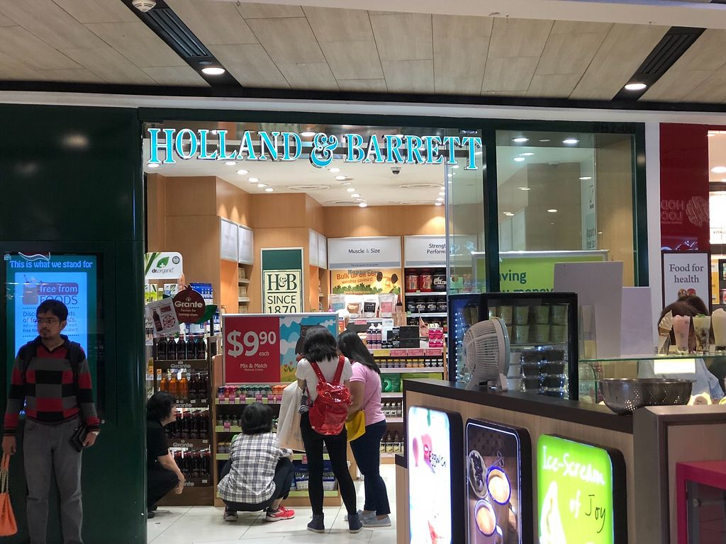 """Photo of Holland & Barrett - Vivocity  by <a href=""""/members/profile/CherylQuincy"""">CherylQuincy</a> <br/>Store front <br/> March 8, 2018  - <a href='/contact/abuse/image/113965/368276'>Report</a>"""