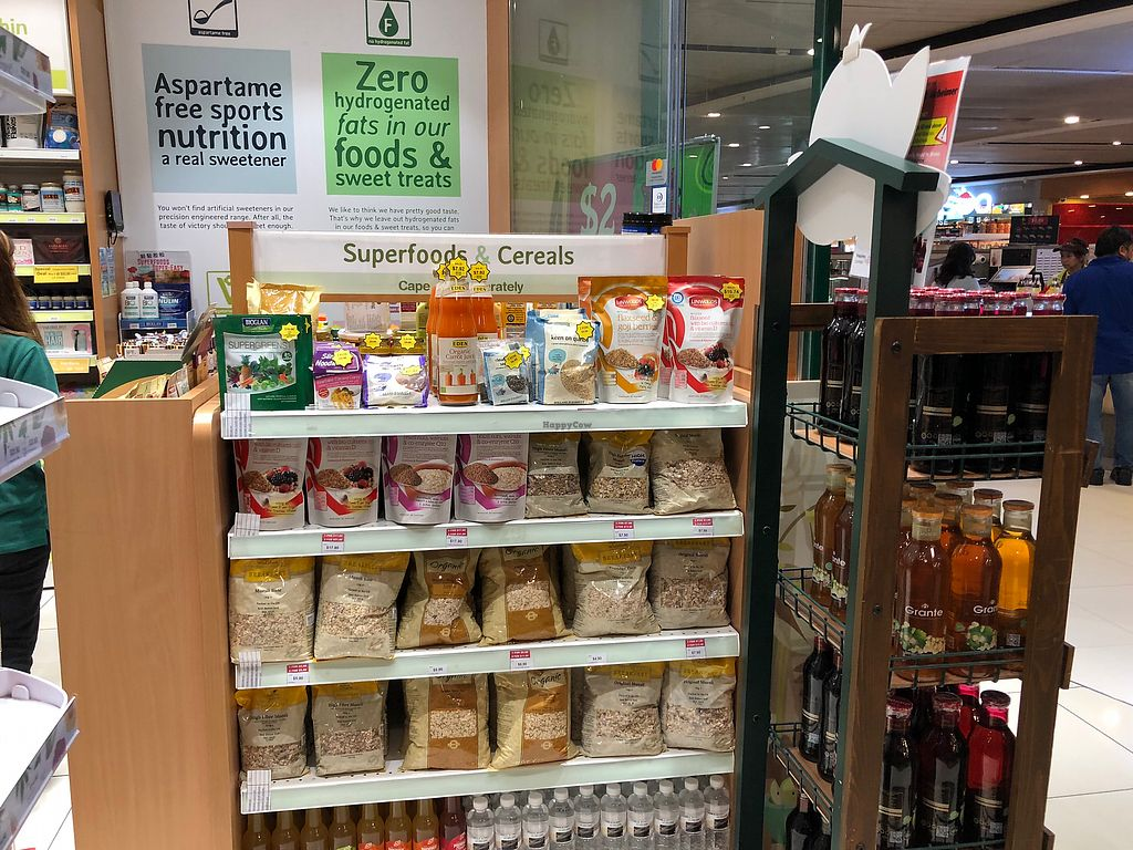 """Photo of Holland & Barrett - Vivocity  by <a href=""""/members/profile/CherylQuincy"""">CherylQuincy</a> <br/>Products <br/> April 18, 2018  - <a href='/contact/abuse/image/113965/387501'>Report</a>"""
