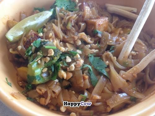 """Photo of Nothing But Noodles  by <a href=""""/members/profile/nardanddee"""">nardanddee</a> <br/>Pad Thai with veggies, tofu and no egg <br/> August 7, 2013  - <a href='/contact/abuse/image/11396/52907'>Report</a>"""