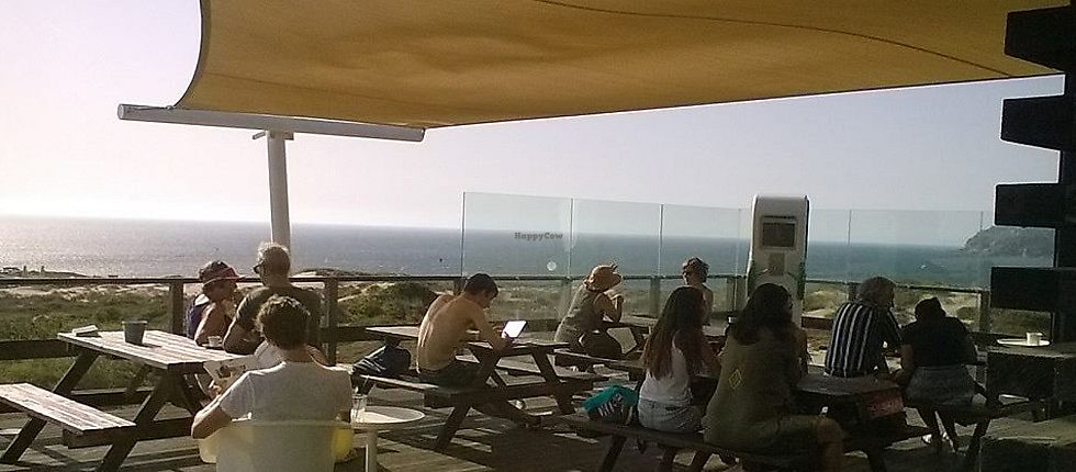"""Photo of Duna da Cresmina  by <a href=""""/members/profile/MichielDesmet"""">MichielDesmet</a> <br/>View of the terrace! <br/> March 20, 2018  - <a href='/contact/abuse/image/113995/373480'>Report</a>"""