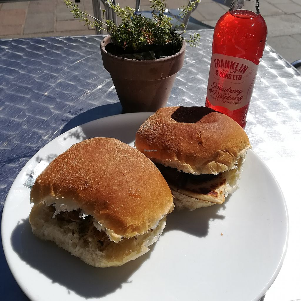 """Photo of The Glasvegan  by <a href=""""/members/profile/KatHowley"""">KatHowley</a> <br/>Breakfast rolls in the sun  <br/> May 14, 2018  - <a href='/contact/abuse/image/114012/399750'>Report</a>"""