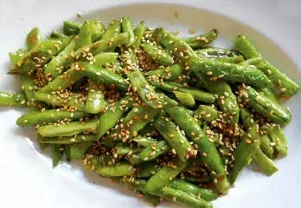 """Photo of Yeok Teck  by <a href=""""/members/profile/YeokTeck%20Restaurant"""">YeokTeck Restaurant</a> <br/>Sesame French beans <br/> March 24, 2016  - <a href='/contact/abuse/image/11405/141232'>Report</a>"""