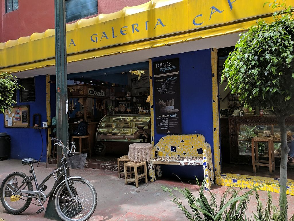 """Photo of La Galeria Cafe  by <a href=""""/members/profile/PatrickM"""">PatrickM</a> <br/>Outside <br/> March 10, 2018  - <a href='/contact/abuse/image/114087/368649'>Report</a>"""