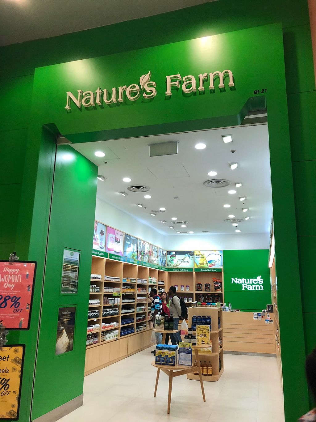 """Photo of Nature's Farm - Jurong Point  by <a href=""""/members/profile/AmyLeySzeThoo"""">AmyLeySzeThoo</a> <br/>Shop front  <br/> March 21, 2018  - <a href='/contact/abuse/image/114115/373562'>Report</a>"""