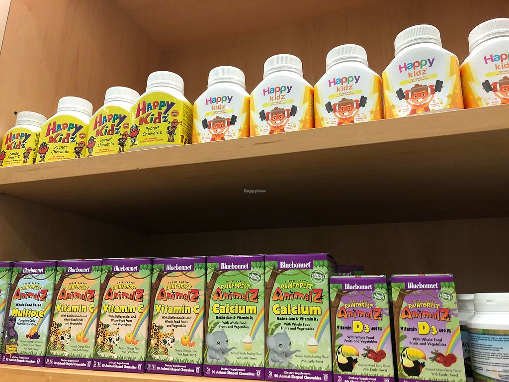"""Photo of Nature's Farm - Jurong Point  by <a href=""""/members/profile/AmyLeySzeThoo"""">AmyLeySzeThoo</a> <br/>Vegan product  <br/> March 21, 2018  - <a href='/contact/abuse/image/114115/373564'>Report</a>"""
