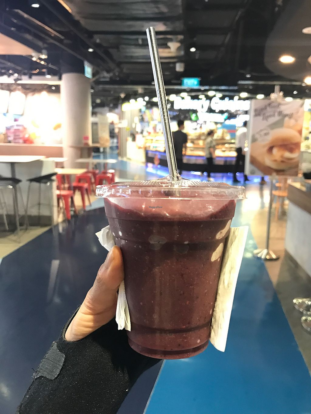 "Photo of Parallel  by <a href=""/members/profile/kkylaye"">kkylaye</a> <br/>mixed berries acai smoothie <br/> March 27, 2018  - <a href='/contact/abuse/image/114131/376707'>Report</a>"