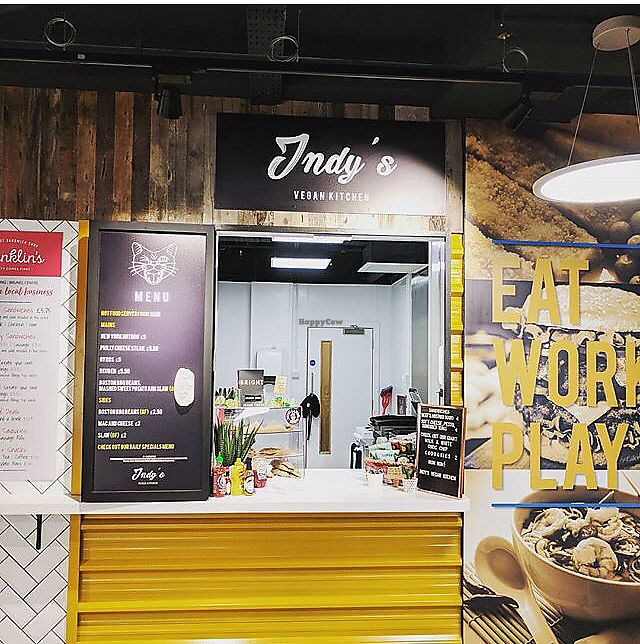 "Photo of Indy's Vegan Kitchen  by <a href=""/members/profile/nswain"">nswain</a> <br/>Indy's in the Brunel <br/> March 11, 2018  - <a href='/contact/abuse/image/114174/369218'>Report</a>"
