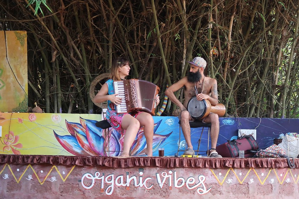 """Photo of Organic Vibes Cafe  by <a href=""""/members/profile/GekeKeuter"""">GekeKeuter</a> <br/>Every night a live performance <br/> March 19, 2018  - <a href='/contact/abuse/image/114245/372954'>Report</a>"""