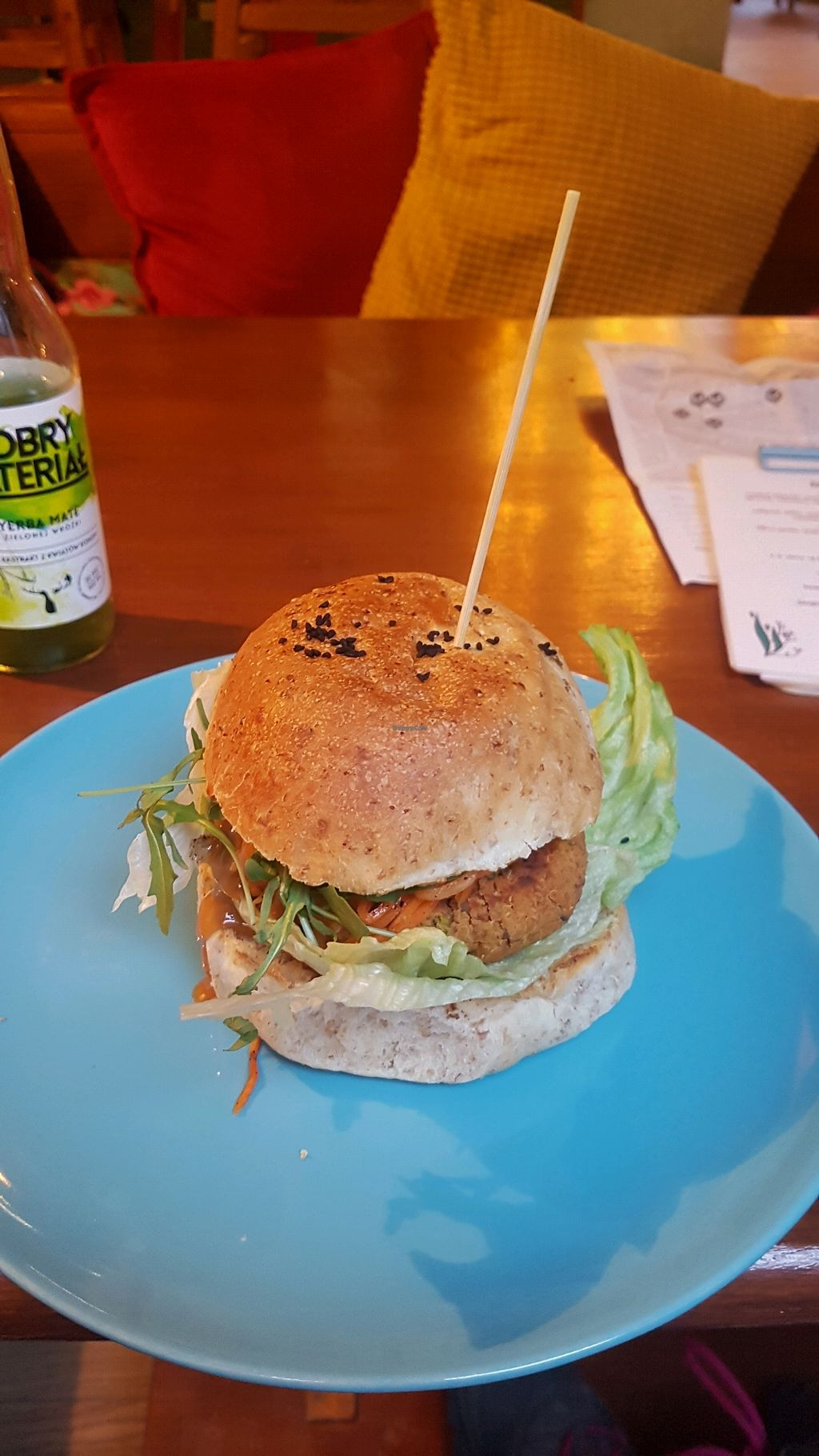 """Photo of Bez Lukru  by <a href=""""/members/profile/JamesCroft"""">JamesCroft</a> <br/>Thai Burger <br/> March 22, 2018  - <a href='/contact/abuse/image/114255/374358'>Report</a>"""