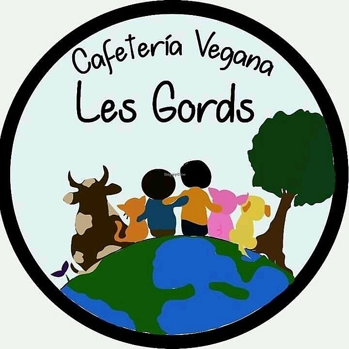"""Photo of Cafeteria Vegana Les Gords  by <a href=""""/members/profile/Ant%C3%ADgonaSegura"""">AntígonaSegura</a> <br/>Nuestro logo <br/> March 13, 2018  - <a href='/contact/abuse/image/114319/370267'>Report</a>"""