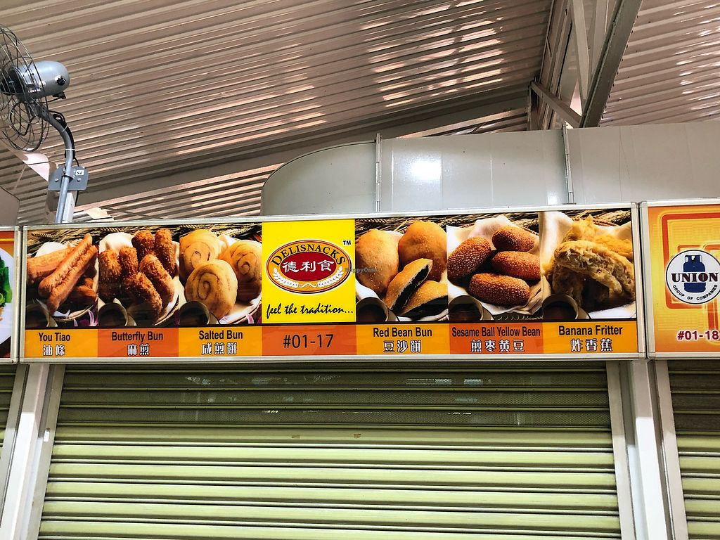 """Photo of Delisnacks - Marsiling Lane Market  by <a href=""""/members/profile/CherylQuincy"""">CherylQuincy</a> <br/>Stall front <br/> March 13, 2018  - <a href='/contact/abuse/image/114339/370028'>Report</a>"""
