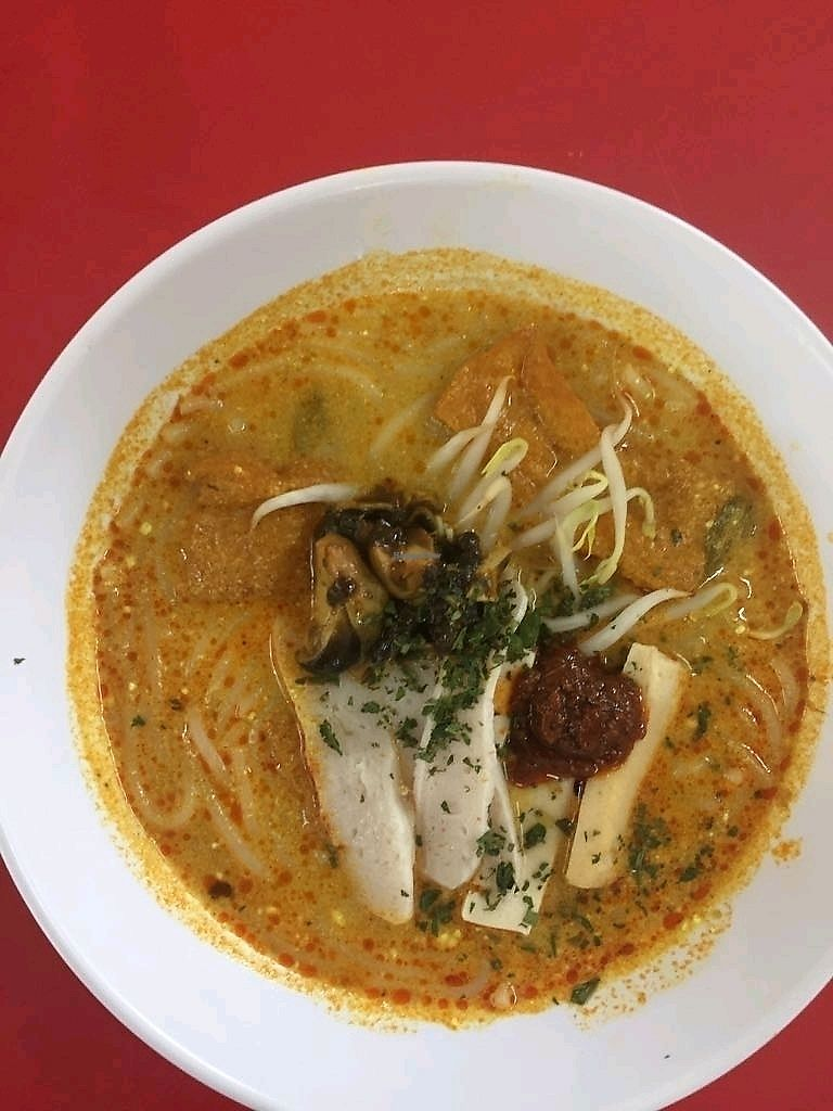 """Photo of An Xin Vegan Stall  by <a href=""""/members/profile/JimmySeah"""">JimmySeah</a> <br/>yummy laksa <br/> March 23, 2018  - <a href='/contact/abuse/image/114347/374675'>Report</a>"""