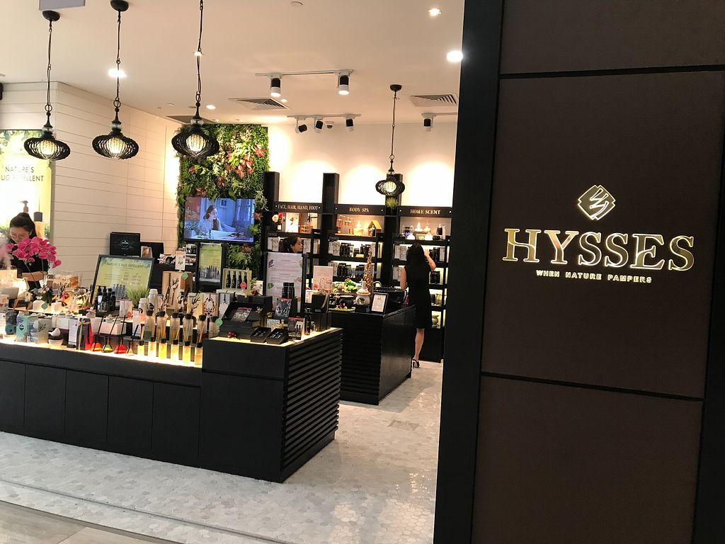 "Photo of Hysses - Marina Square  by <a href=""/members/profile/Sweetveganneko"">Sweetveganneko</a> <br/>Shop front <br/> March 13, 2018  - <a href='/contact/abuse/image/114423/370180'>Report</a>"
