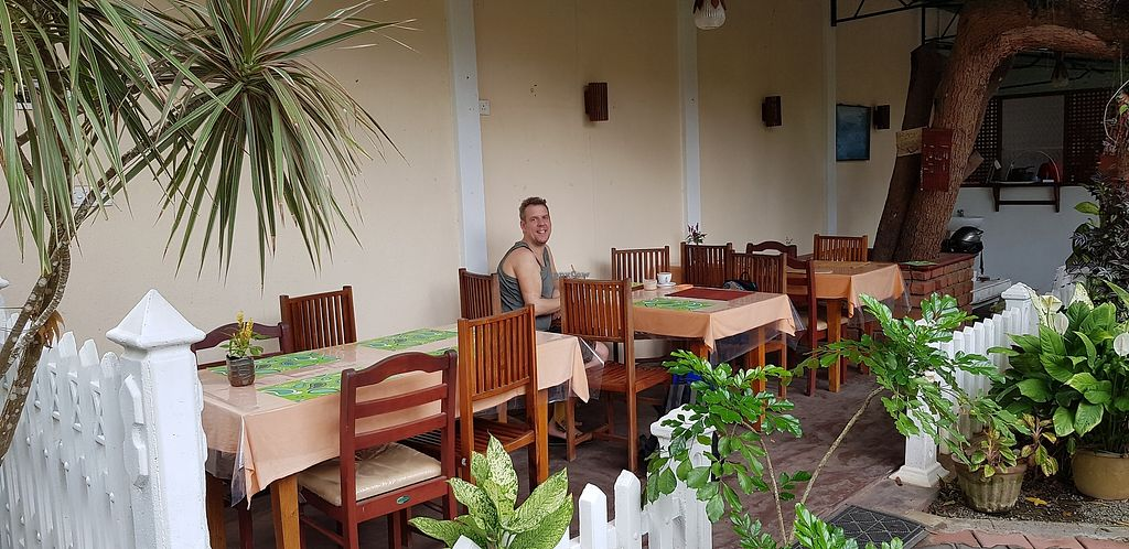 """Photo of Pachamama Caffe  by <a href=""""/members/profile/Cathy2001"""">Cathy2001</a> <br/>Pachamama outside seating  <br/> March 13, 2018  - <a href='/contact/abuse/image/114431/370105'>Report</a>"""