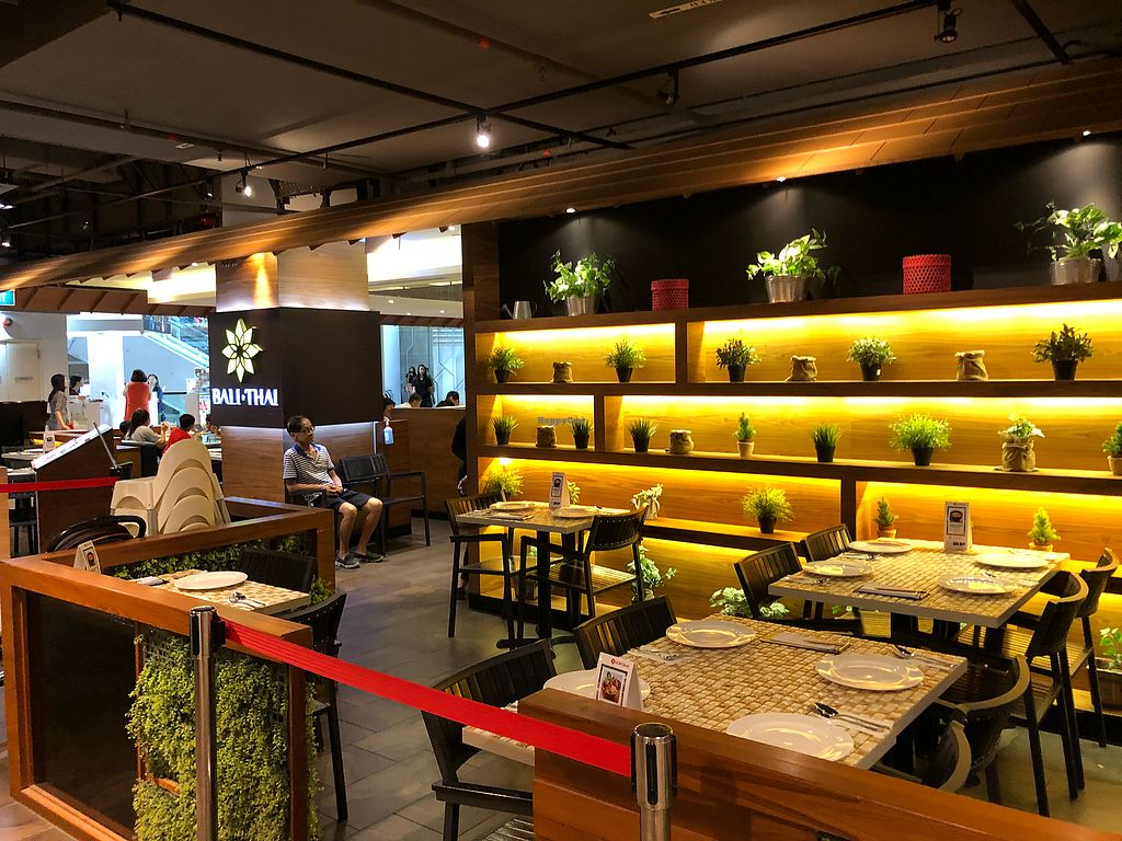 """Photo of Bali Thai - Causeway Point  by <a href=""""/members/profile/CherylQuincy"""">CherylQuincy</a> <br/>Interior <br/> March 13, 2018  - <a href='/contact/abuse/image/114444/370203'>Report</a>"""