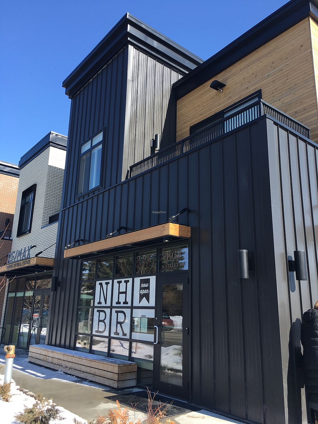 """Photo of NHBR Coffee  by <a href=""""/members/profile/NotesNorth"""">NotesNorth</a> <br/>Hip Local Cafe <br/> March 19, 2018  - <a href='/contact/abuse/image/114510/373040'>Report</a>"""