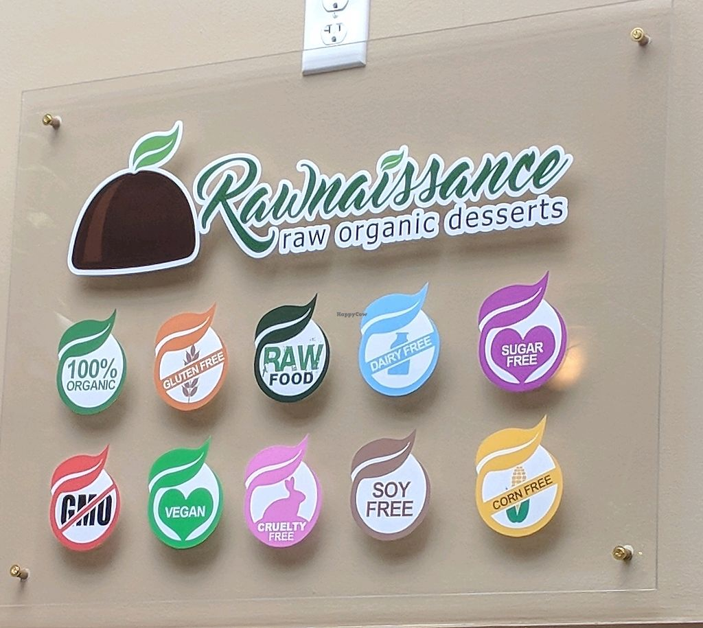 Photo of Rawnaissance  by dustin259 <br/>fully vegan raw foods <br/> March 23, 2018  - <a href='/contact/abuse/image/114527/374995'>Report</a>