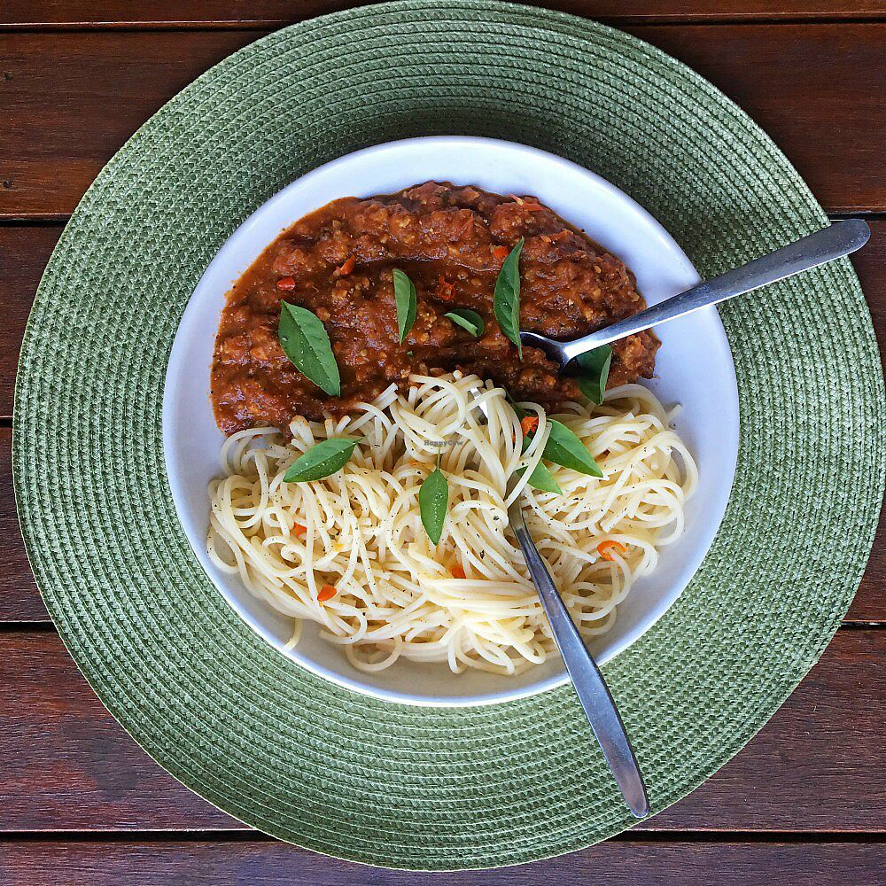 """Photo of 3 Green Meals  by <a href=""""/members/profile/ClarkeVincent"""">ClarkeVincent</a> <br/>Spaghetti Bolognese  <br/> March 14, 2018  - <a href='/contact/abuse/image/114537/370716'>Report</a>"""
