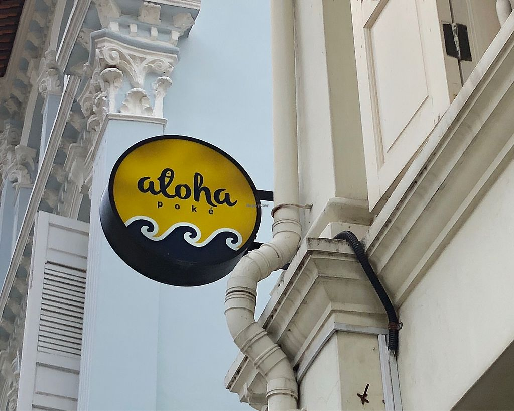 """Photo of Aloha Poke - Amoy  by <a href=""""/members/profile/CherylQuincy"""">CherylQuincy</a> <br/>Signboard <br/> March 16, 2018  - <a href='/contact/abuse/image/114541/371236'>Report</a>"""