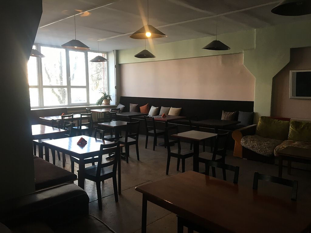 """Photo of Nata Cafe  by <a href=""""/members/profile/ivarsr"""">ivarsr</a> <br/>we can sit up to 40 people at a time <br/> March 15, 2018  - <a href='/contact/abuse/image/114556/371017'>Report</a>"""