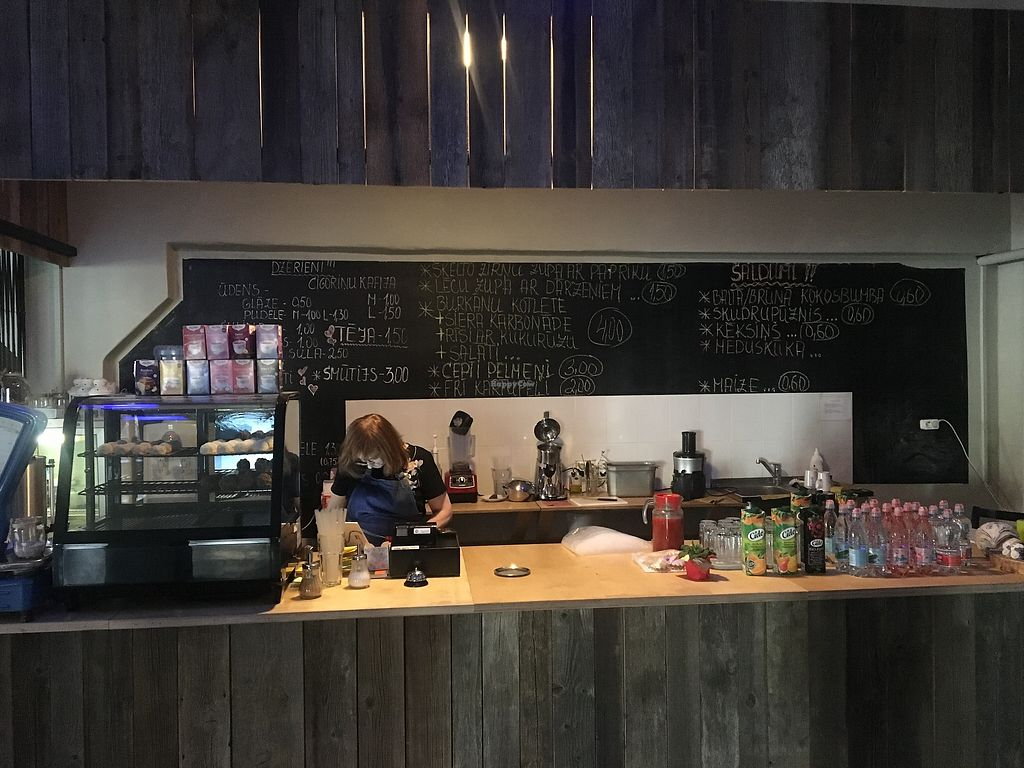 """Photo of Nata Cafe  by <a href=""""/members/profile/ivarsr"""">ivarsr</a> <br/>Bar, smoothies - yummy <br/> March 15, 2018  - <a href='/contact/abuse/image/114556/371018'>Report</a>"""