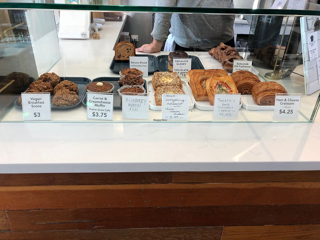 """Photo of Backlot Coffee  by <a href=""""/members/profile/dotmrc"""">dotmrc</a> <br/>Pastries! Including a vegan scone! <br/> March 14, 2018  - <a href='/contact/abuse/image/114582/370638'>Report</a>"""
