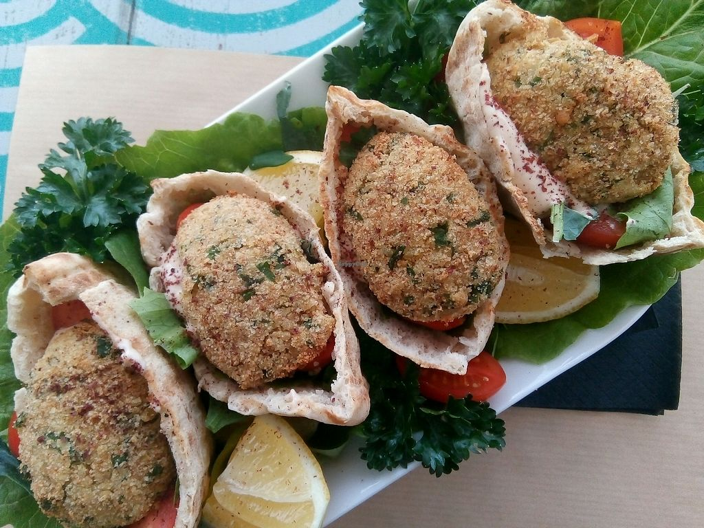 "Photo of Nemobar  by <a href=""/members/profile/nemobar"">nemobar</a> <br/>oven baked falafel <br/> March 17, 2018  - <a href='/contact/abuse/image/114652/371842'>Report</a>"