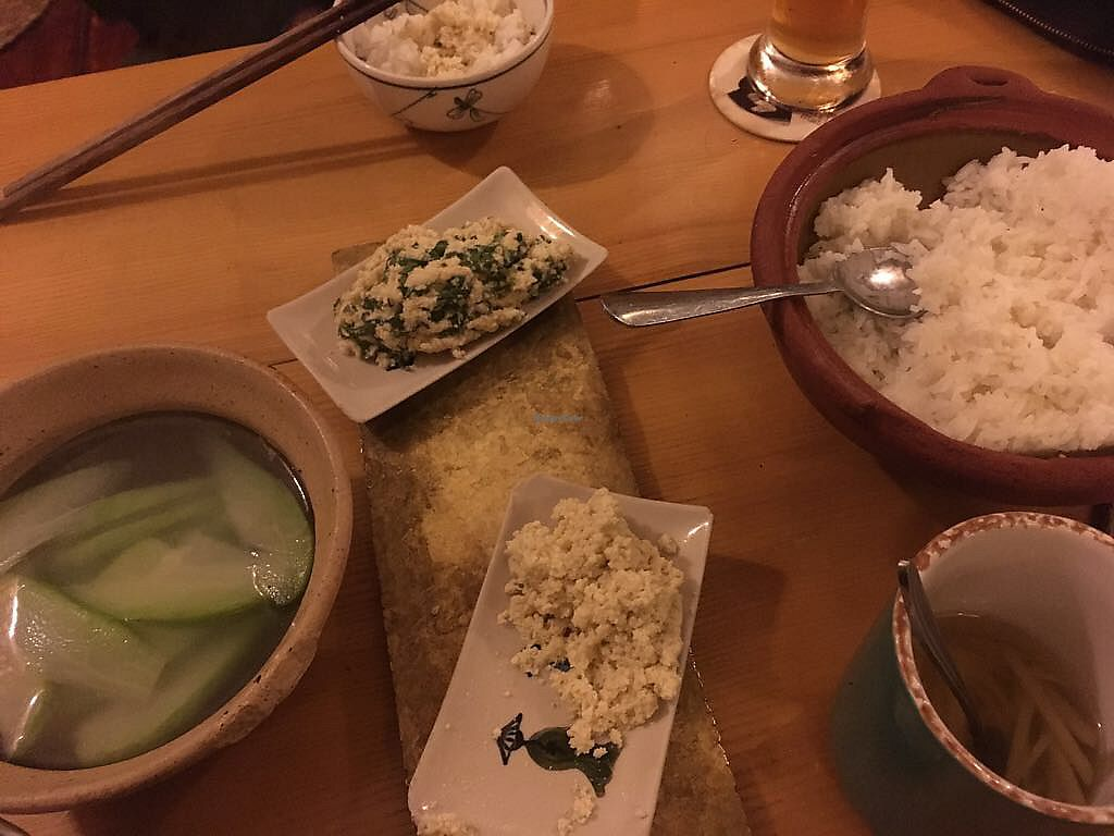 """Photo of The Hill Station Signature Restaurant  by <a href=""""/members/profile/anaellel"""">anaellel</a> <br/>Homemade tofu and boiled susu <br/> March 27, 2018  - <a href='/contact/abuse/image/114667/376833'>Report</a>"""