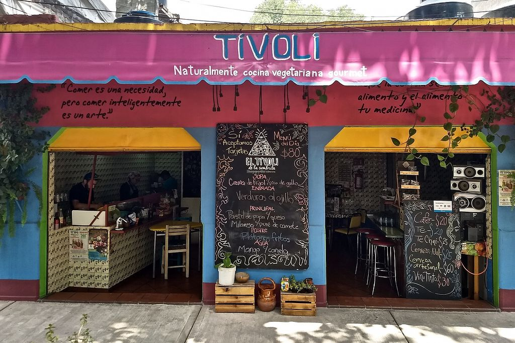 "Photo of El Tivoli de la Sombrita  by <a href=""/members/profile/enRoute"">enRoute</a> <br/>Tivoli storefront <br/> April 11, 2018  - <a href='/contact/abuse/image/114672/383625'>Report</a>"