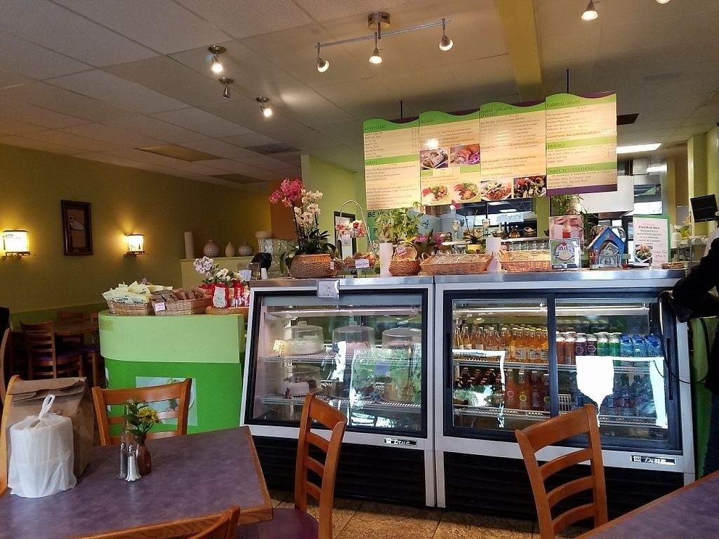 """Photo of Sweet Lemon Vegan Bistro  by <a href=""""/members/profile/EverydayTastiness"""">EverydayTastiness</a> <br/>inside <br/> May 13, 2017  - <a href='/contact/abuse/image/11468/258524'>Report</a>"""