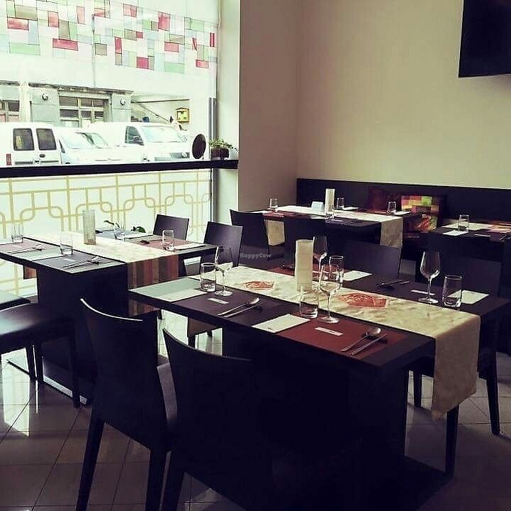 """Photo of Cro.K  by <a href=""""/members/profile/IvanaGa%C5%A1pari%C4%87"""">IvanaGašparić</a> <br/>The inside of the restaurant <br/> March 26, 2018  - <a href='/contact/abuse/image/114743/376433'>Report</a>"""