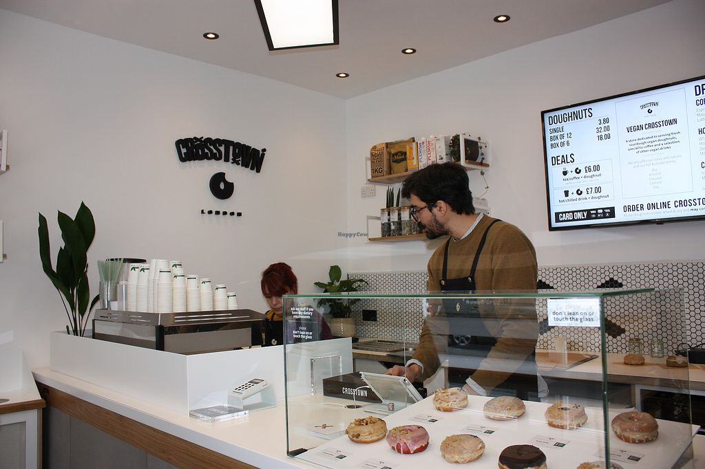 """Photo of Crosstown Vegan  by <a href=""""/members/profile/Vegancucc"""">Vegancucc</a> <br/>The shop <br/> March 19, 2018  - <a href='/contact/abuse/image/114749/373025'>Report</a>"""