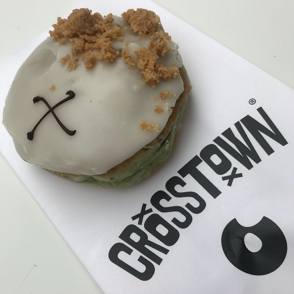 """Photo of Crosstown Vegan  by <a href=""""/members/profile/The%20London%20Vegan"""">The London Vegan</a> <br/>YUM!  <br/> March 24, 2018  - <a href='/contact/abuse/image/114749/375196'>Report</a>"""