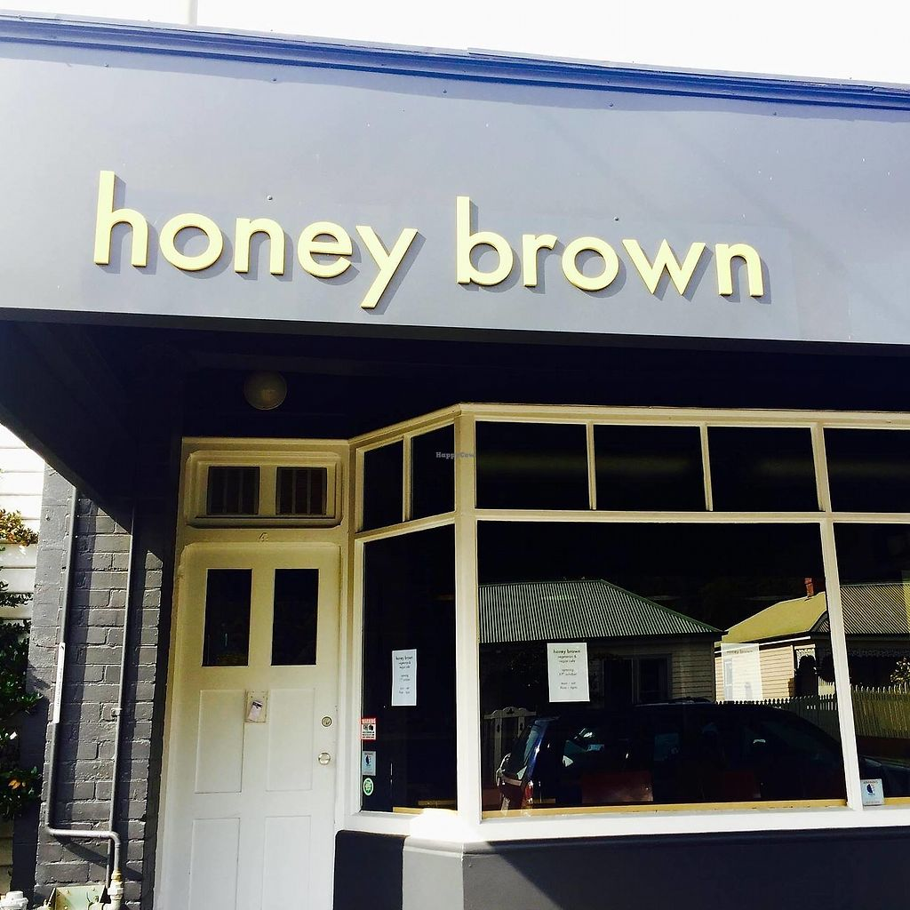 "Photo of Honey Brown Cafe  by <a href=""/members/profile/karlaess"">karlaess</a> <br/>Exterior <br/> March 17, 2018  - <a href='/contact/abuse/image/114764/371752'>Report</a>"