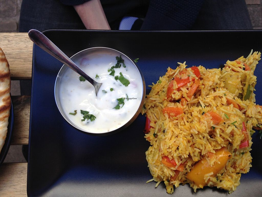"""Photo of Namaste  by <a href=""""/members/profile/charlot669"""">charlot669</a> <br/>Vegetable Biryani <br/> March 17, 2018  - <a href='/contact/abuse/image/114776/371726'>Report</a>"""
