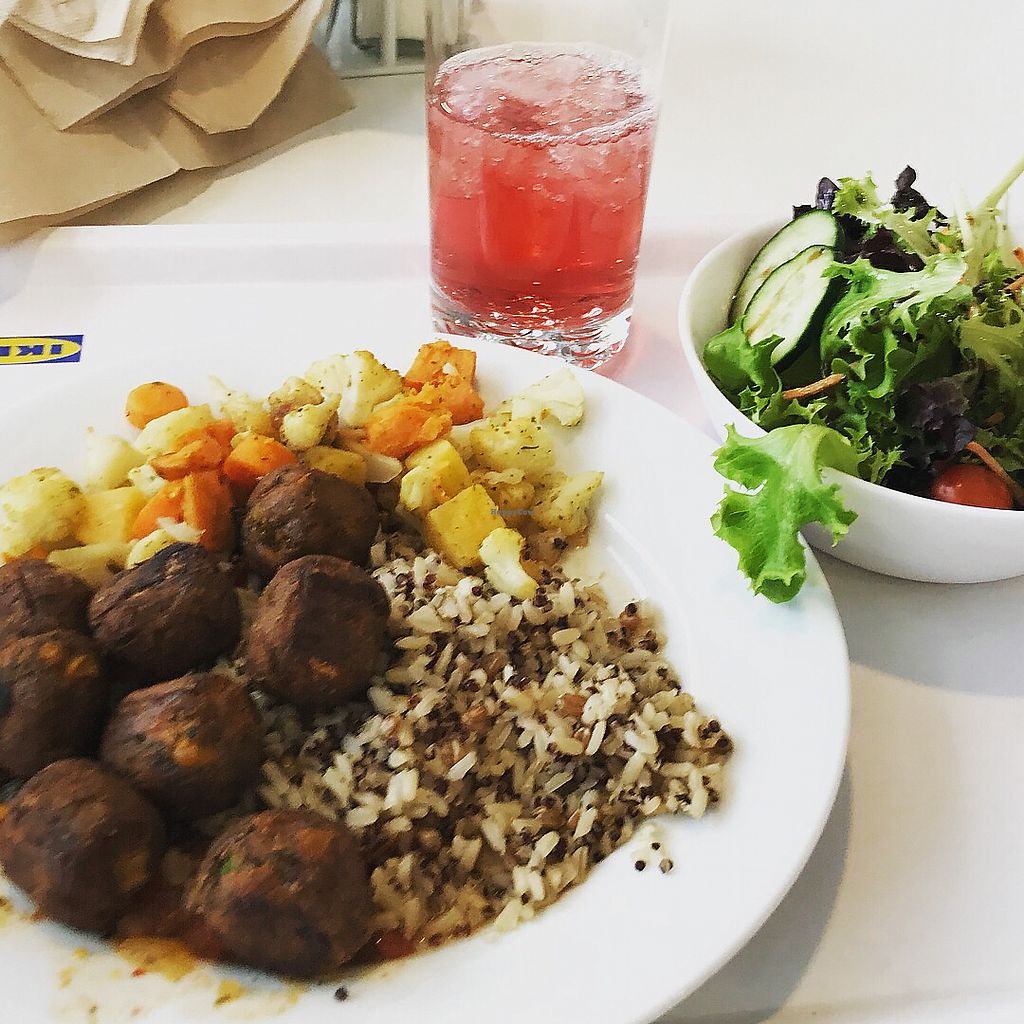 """Photo of IKEA  by <a href=""""/members/profile/KarenTatur"""">KarenTatur</a> <br/>Veggie Platter <br/> March 17, 2018  - <a href='/contact/abuse/image/114780/372106'>Report</a>"""
