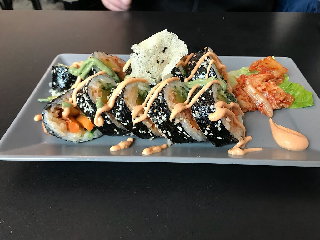 """Photo of Kimbap Spot  by <a href=""""/members/profile/M%C3%BCller"""">Müller</a> <br/>hmmmm <br/> March 18, 2018  - <a href='/contact/abuse/image/114824/372293'>Report</a>"""