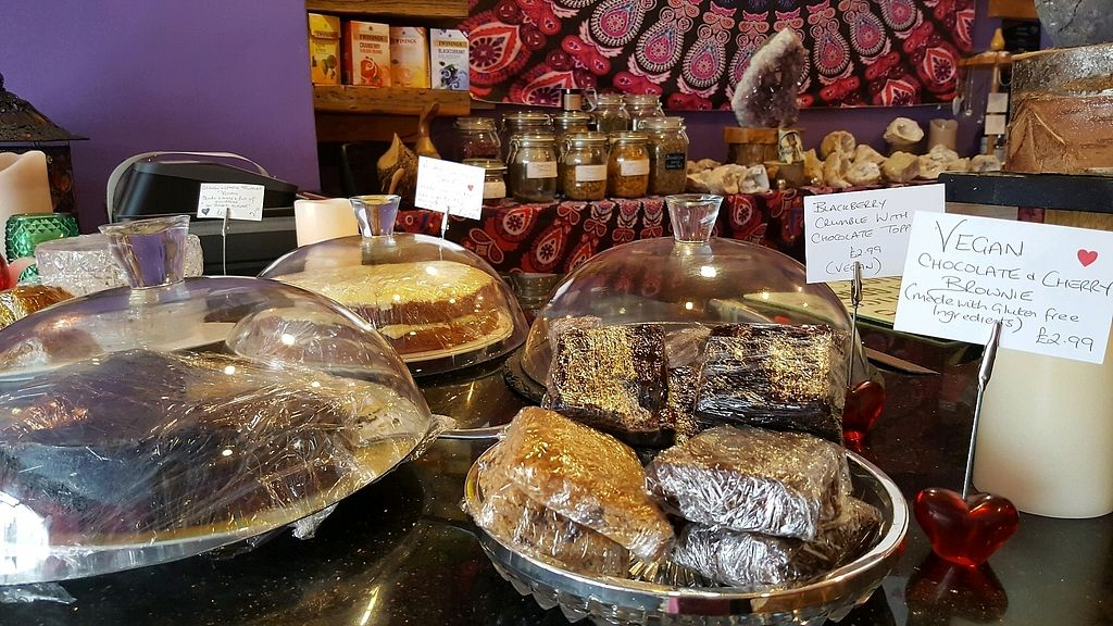 """Photo of Earth's Bounty  by <a href=""""/members/profile/Clare"""">Clare</a> <br/>vegan cakes <br/> March 31, 2018  - <a href='/contact/abuse/image/114846/378942'>Report</a>"""