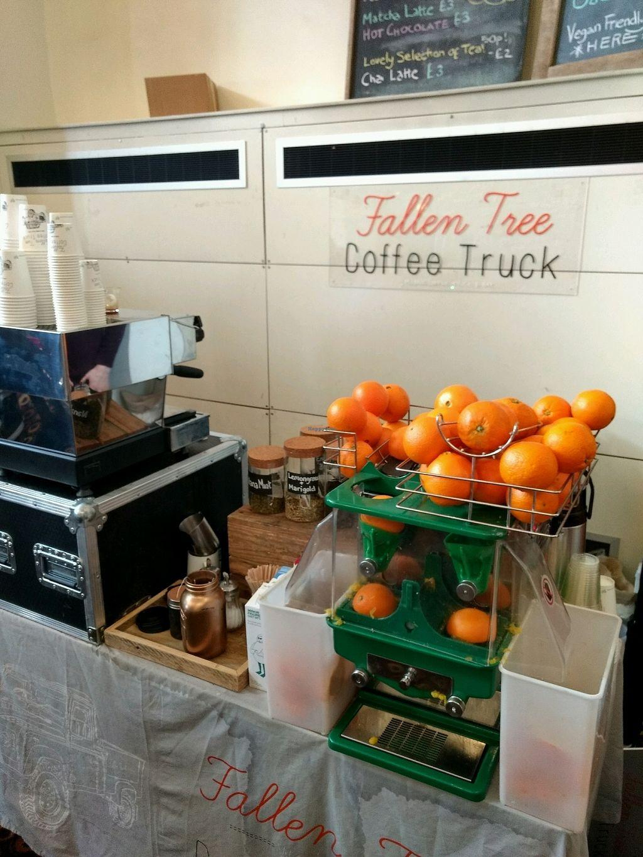 "Photo of Fallen Tree Coffee Truck  by <a href=""/members/profile/craigmc"">craigmc</a> <br/>love vegan festival <br/> March 21, 2018  - <a href='/contact/abuse/image/114961/373634'>Report</a>"