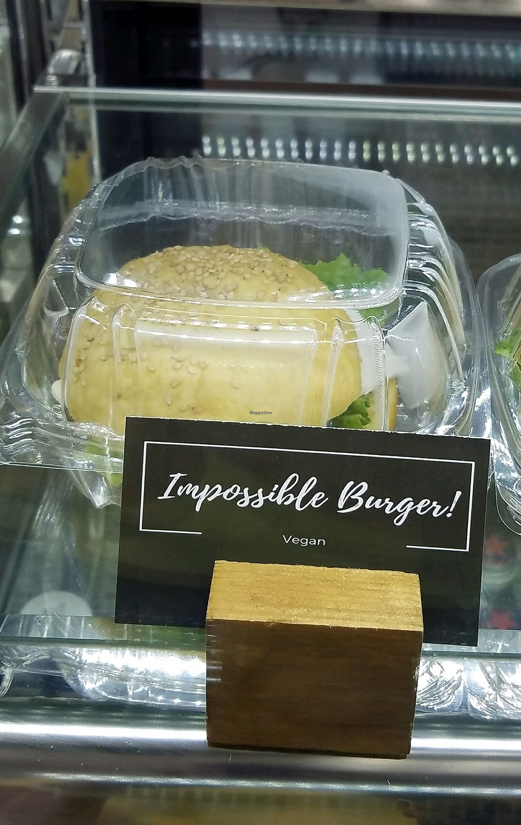 "Photo of L'Artisane Creative Bakery  by <a href=""/members/profile/Isis%20N."">Isis N.</a> <br/>The Impossible Burger  <br/> March 25, 2018  - <a href='/contact/abuse/image/114965/376028'>Report</a>"