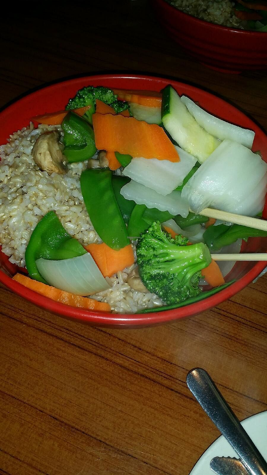 "Photo of Rice Bowl Asian House  by <a href=""/members/profile/BeGreenwithAmy"">BeGreenwithAmy</a> <br/>Ask for Be Green With Amy Rice Bowl