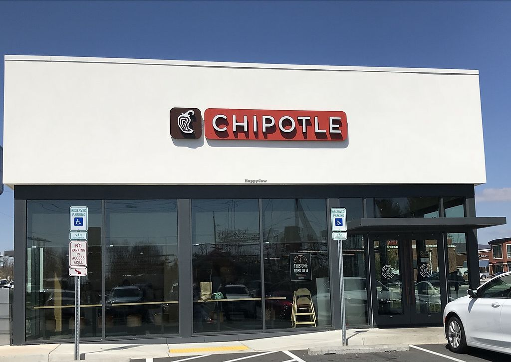 """Photo of Chipotle - Patrick St  by <a href=""""/members/profile/Alysoun%20Mahoney"""">Alysoun Mahoney</a> <br/>Storefront <br/> April 18, 2018  - <a href='/contact/abuse/image/114977/387693'>Report</a>"""
