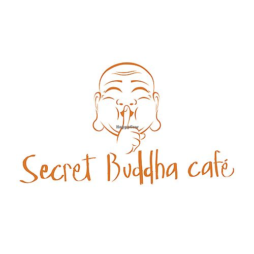 """Photo of Secret Buddha Café  by <a href=""""/members/profile/karlaess"""">karlaess</a> <br/>logo <br/> March 20, 2018  - <a href='/contact/abuse/image/114980/373171'>Report</a>"""