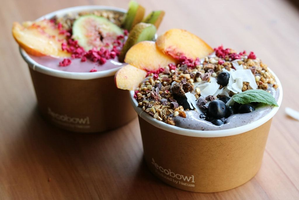 """Photo of Health Nut Kitchen  by <a href=""""/members/profile/Broganh"""">Broganh</a> <br/>Health Nut Kitchen Smoothie Bowl   <br/> March 19, 2018  - <a href='/contact/abuse/image/114995/373029'>Report</a>"""