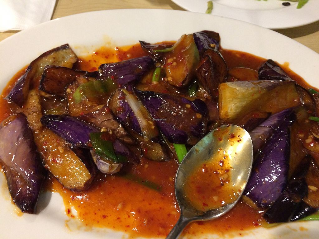 """Photo of Alta Healthy Cafe  by <a href=""""/members/profile/Arti"""">Arti</a> <br/>garlic eggplant <br/> March 24, 2018  - <a href='/contact/abuse/image/115043/375472'>Report</a>"""